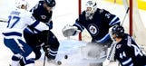 Lightning's win streak snapped with loss to Jets