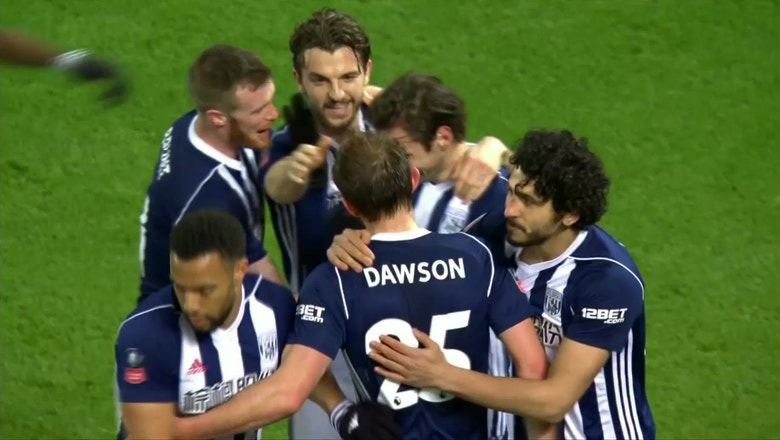 Liverpool vs. West Bromwich | 2017-18 FA Cup Highlights