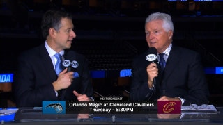 No pressure on Magic in second half of NBA season