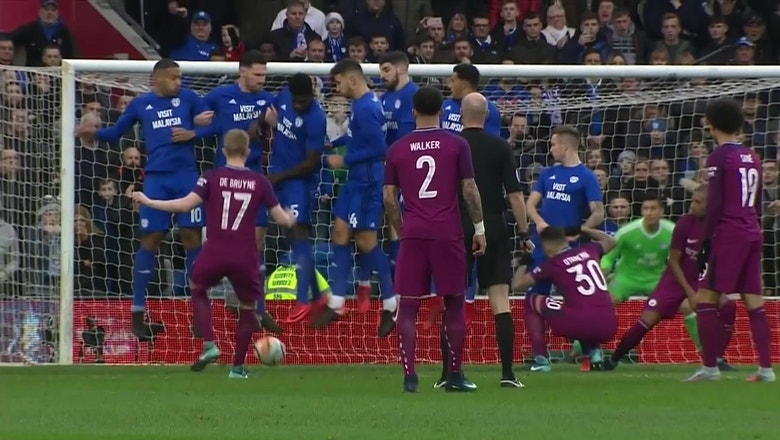 Cardiff City vs. Manchester City | 2017-18 FA Cup Highlights