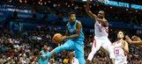 Hornets' Malik Monk focusing on learning, development in rookie season