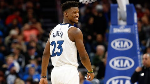 Most valuable player: Jimmy Butler