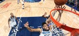 Towns just short of triple-double in Wolves' win over Knicks