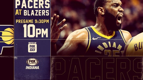 Portland Trail Blazers vs. Indiana Pacers - 1/18/18 NBA Pick, Odds, and Prediction