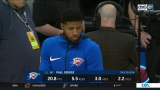 Did Paul George get snubbed from the All-Star Game? | Thunder Live