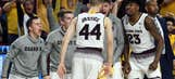 Sun Devils rally late behind Evans for 77-75 win over Beavers