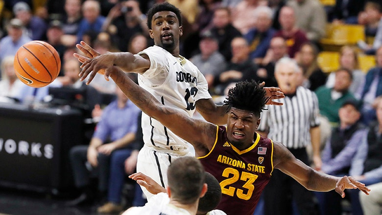 No. 4 Sun Devils stunned as Colorado rallies for upset