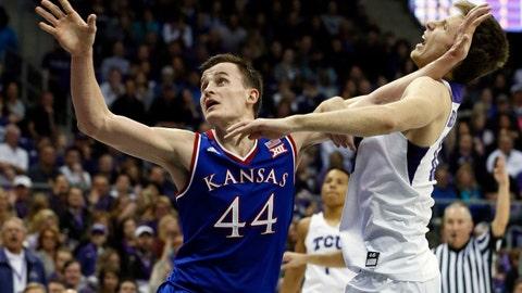 Iowa State falls to No. 12 Kansas 83-78