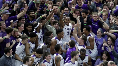 Kansas State frustrates Young in upset of No. 4 Oklahoma