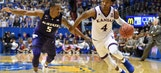 Big 12 lead is at stake when Wildcats host Jayhawks
