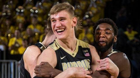 MI vs. Purdue - 1/9/18 College Basketball Pick, Odds, and Prediction