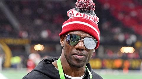 Former NFL WR Terrell Owens