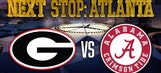 All-SEC In ATL: Alabama, Georgia give conference ultimate stage to itself, once again