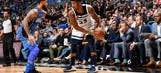 Timberwolves' five-game win streak snapped in Orlando