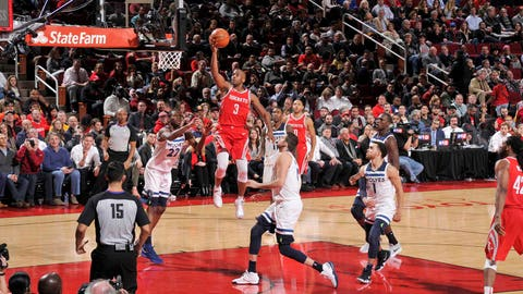 Rockets End Warriors Road Winning Streak