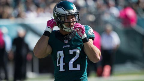 Chris Maragos, S, Philadelphia Eagles