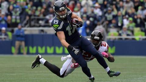 Tanner McEvoy, WR, Seattle Seahawks