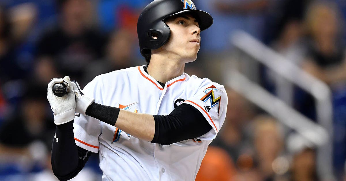 Who is new Brewers outfielder Christian Yelich? | FOX Sports