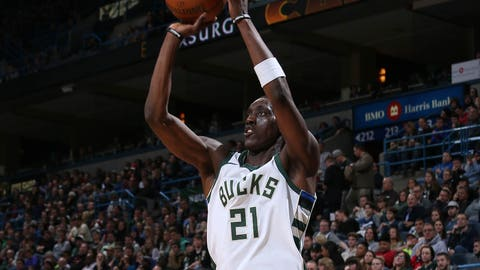Tony Snell, Bucks guard (↓ DOWN)