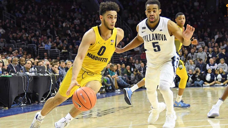 Howard headlines Marquette's charge back into Top 25 poll
