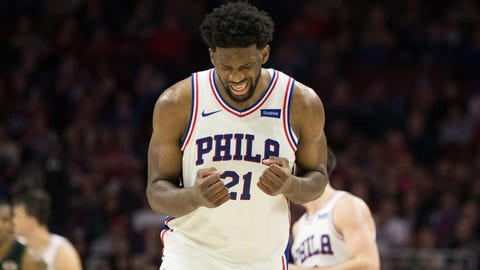 Joel Embiid trolls Russell Westbrook with Instagram post