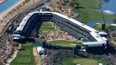 Fowler off to hot start at Waste Management Phoenix Open