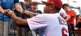 Reyes remains eager, ready to contribute in return from elbow injury