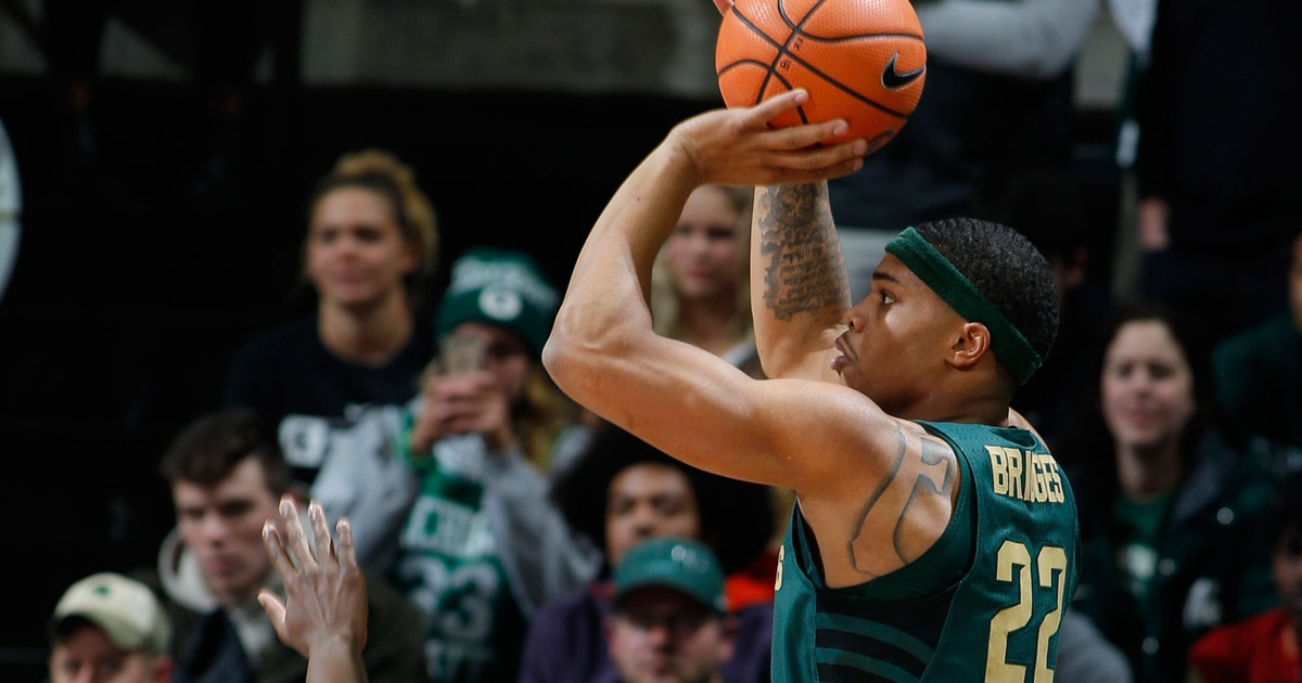 No. 1 Michigan State rolls again, 91-61 over Maryland