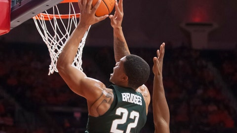 Quick takes: Michigan State 87, IL  74