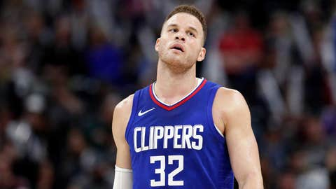 Clippers trade Griffin to Pistons