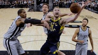WATCH: Pacers get big win over Spurs in San Antonio