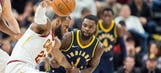 Lance Stephenson on going up against LeBron James: 'I just tried to get into him a little bit'