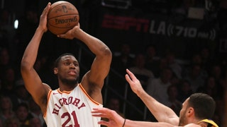 Thaddeus Young: 'We just stopped making shots' against Lakers