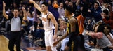 Booker, Chriss lead late rally to push Suns past Hawks
