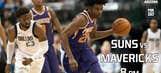 Preview: Suns vs. Mavericks, 8 p.m., FOX Sports Arizona