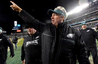 Eagles in NFC Championship game behind leadership of Pederson