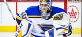 Hutton likely to start as Blues look for better road luck against Capitals