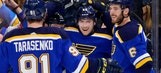Blues start slow, finish fast in 3-1 win over Canadiens