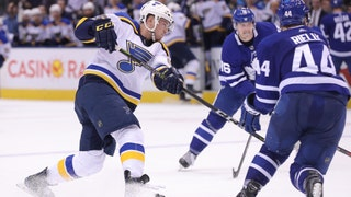 Yeo jokes that 'coach's instinct' told him to put Dunn in Blues lineup