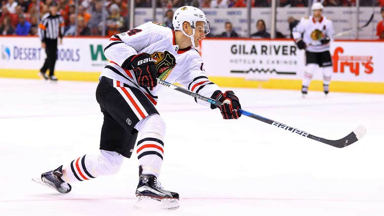 Coyotes deal Anthony Duclair to Blackhawks for Richard Panik