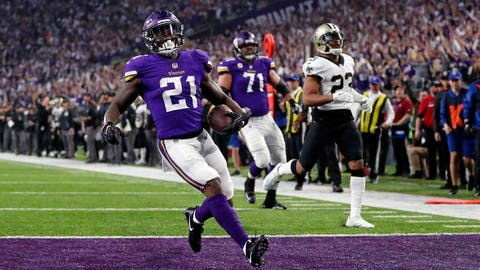 RB Jerick McKinnon, unrestricted
