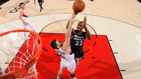 Timberwolves' Butler, Towns named NBA All-Star reserves