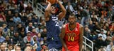Late mistakes doom Wolves in loss to Hawks