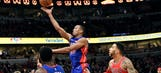 Pistons come up short in Chicago, Bulls win 107-105