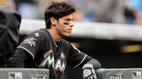 Brewers acquire OF Christian Yelich from Marlins