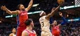 Twi-lights: Bucks vs 76ers