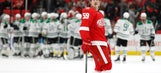 Controversial calls contribute to 4-2 Red Wings loss to Stars