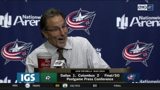 Torts questions Jack Johnson's baseball knowledge