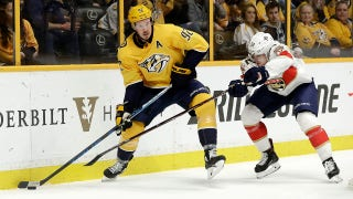 Preds LIVE to Go: Three-goal second period vaults Nashville over Florida for 4-3 win, five-game winning streak
