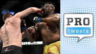 Stars react to Stipe Miocic's impressive win over Francis Ngannou at UFC 220 | PRO TWEETS